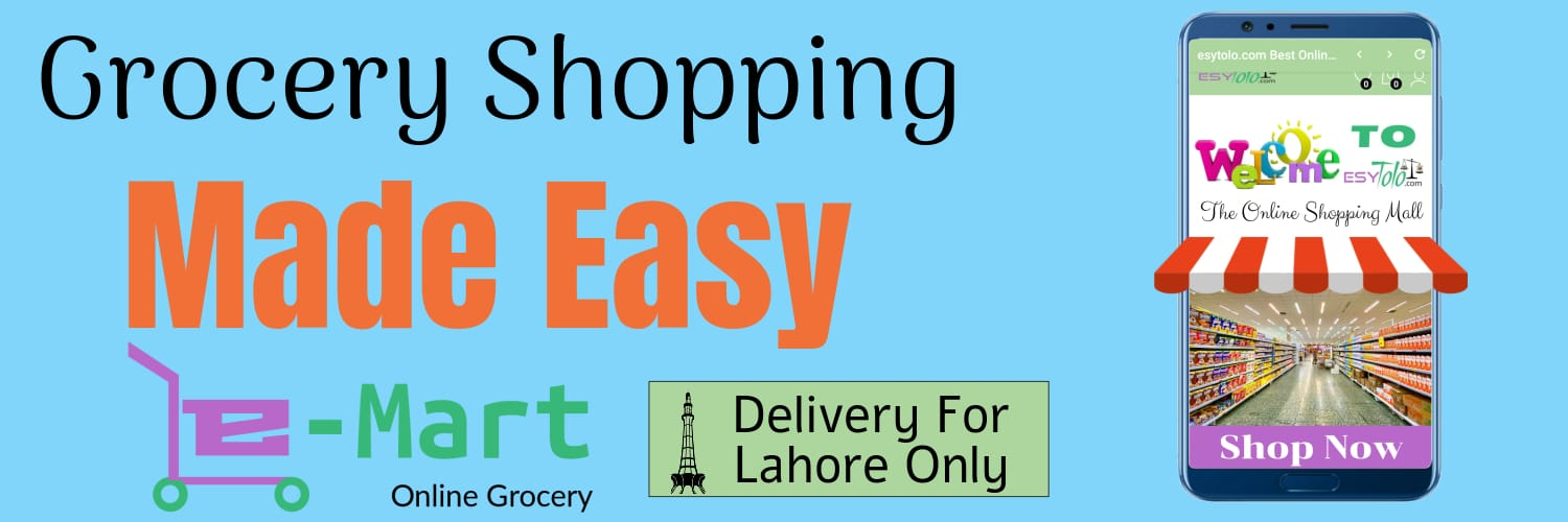 online grocery in lahore