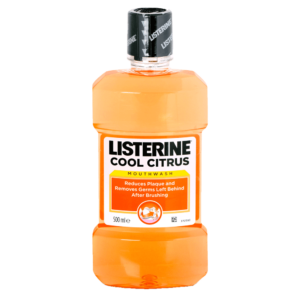 Listerine Mouth Wash Cool Citrus 500 ml