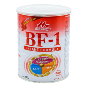 Morinaga Bf-1 Instant Formula Milk Powder From Birth 900 gm