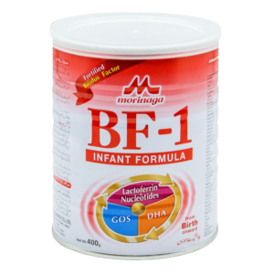 Morinaga Bf-1 Infant Formula Milk Powder From Birth 400 gm