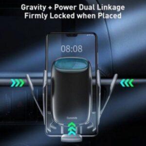 Baseus Milky Way Electric Bracket Wireless Charger (15W)